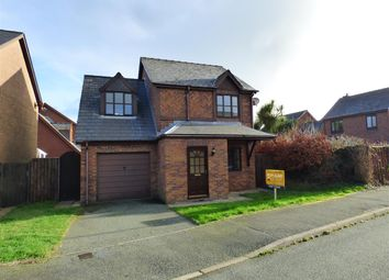 Thumbnail 3 bed detached house to rent in Tudor Gardens, Merlins Bridge, Haverfordwest