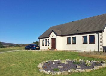 Thumbnail 3 bed bungalow for sale in Torroble, Lairg