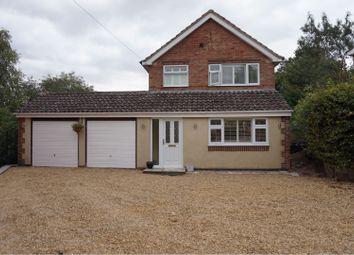 Thumbnail 3 bed detached house for sale in Waverley Court, Melton Mowbray