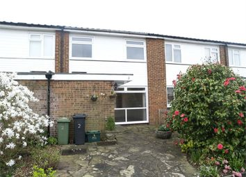 Thumbnail 3 bed terraced house for sale in Kelvin Close, Chessington