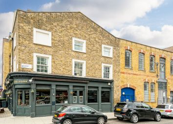 Thumbnail 1 bed flat for sale in 34 Hertford Road, Islington