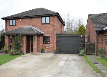 Thumbnail 2 bed semi-detached house for sale in Recreation Close, Blackwell, Alfreton, Derbyshire