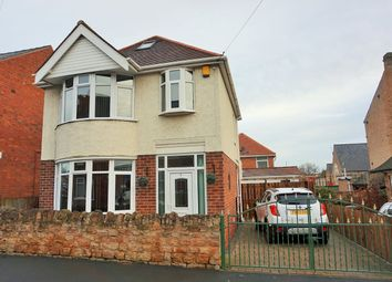 Thumbnail 3 bedroom detached house for sale in Minerva Street, Nottingham