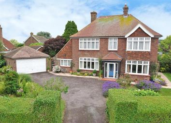 Thumbnail 4 bed detached house for sale in Lansdowne Close, Angmering, Littlehampton
