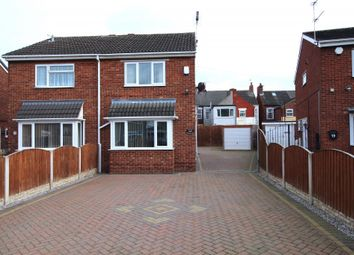 Thumbnail 3 bed semi-detached house for sale in Belvedere Close, Askern, Doncaster