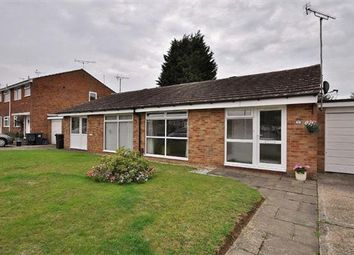 Thumbnail 2 bed bungalow for sale in Crofton Close, Kennington, Ashford