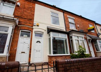 Thumbnail 2 bed property to rent in Winnie Road, Selly Oak, Birmingham