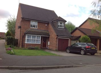 Thumbnail 4 bed detached house to rent in West Drive, Sudbrooke, Lincoln