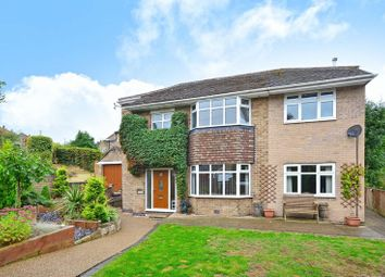 Thumbnail 4 bed detached house for sale in Twentywell Road, Bradway, Sheffield