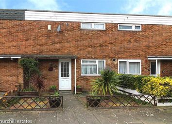 Thumbnail 2 bed terraced house for sale in Westmorland Close, Aldersbrook, London