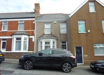Thumbnail 2 bed terraced house for sale in Glamorgan Street, Barry