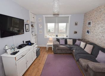 Thumbnail 2 bed flat for sale in Courthill Crescent, Kilsyth, Glasgow