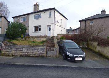 Thumbnail 2 bed semi-detached house for sale in Hilton Crescent, Baildon, Shipley