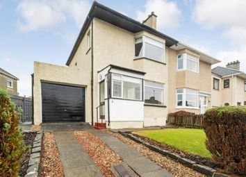 3 bed semi-detached house for sale in Viewfield Avenue, Garrowhill, Glasgow, Lanarkshire G69