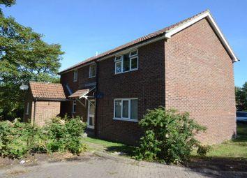 Thumbnail 1 bed flat to rent in Hawkwell, Church Crookham, Fleet