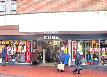 Thumbnail Retail premises to let in 14 Market Hall Street, Cannock, Staffordshire