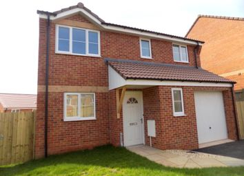 Thumbnail 4 bed detached house for sale in Dryden Close, Exmouth, Devon