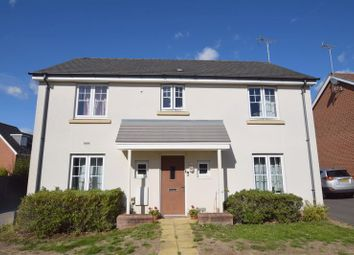 Thumbnail 4 bed detached house for sale in Lundy Walk, Bletchley, Milton Keynes
