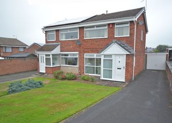 Thumbnail 3 bed semi-detached house for sale in Monument View, Bignall End, Stoke-On-Trent