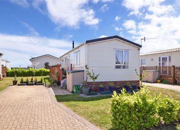 Thumbnail 2 bedroom mobile/park home for sale in Harbourside Eastern Road, Portsmouth, Hampshire