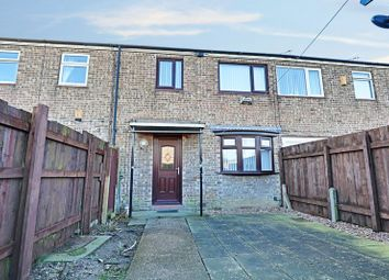 Thumbnail 3 bed terraced house for sale in Wimbourne Close, Bransholme, Hull