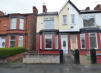 Thumbnail 3 bed semi-detached house for sale in Highfield Road, Rock Ferry, Birkenhead