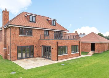 Thumbnail 6 bed detached house for sale in Holme Hill, Upton Grey, Hampshire