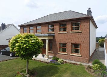 Thumbnail 5 bed detached house for sale in Adpar, Newcastle Emlyn