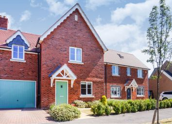 Thumbnail 3 bed semi-detached house for sale in Vespasian Way, Bicester