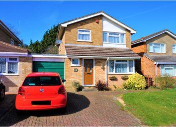Thumbnail 3 bed link-detached house for sale in Lavender Road, Kempshott, Basingstoke
