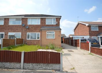 Thumbnail 3 bed semi-detached house for sale in Broadland Road, Great Sutton, Ellesmere Port