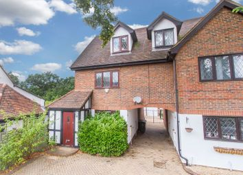 Thumbnail 3 bed detached house for sale in High Road, Chigwell