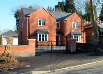 Thumbnail 5 bed detached house for sale in Beckland Hill, East Markham, Newark