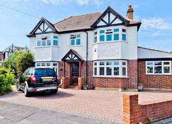 Thumbnail 3 bed semi-detached house for sale in Hazlemere Gardens, Worcester Park