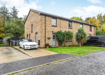 Thumbnail 3 bedroom semi-detached house for sale in Hazel Close, Rendlesham, Woodbridge