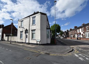 Thumbnail 3 bed end terrace house for sale in Campbell Road, Stoke, Stoke-On-Trent