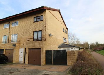 Thumbnail 5 bedroom end terrace house for sale in Cranesbill Place, Milton Keynes