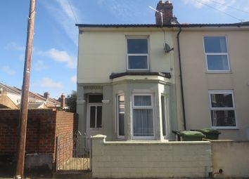 Thumbnail End terrace house for sale in Jessie Road, Southsea