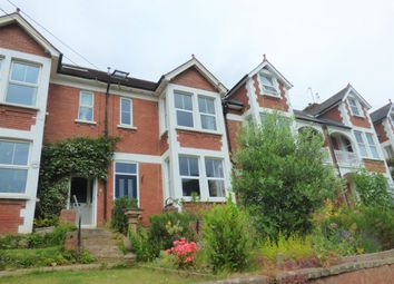 Thumbnail 4 bedroom terraced house for sale in Winslade Road, Sidmouth