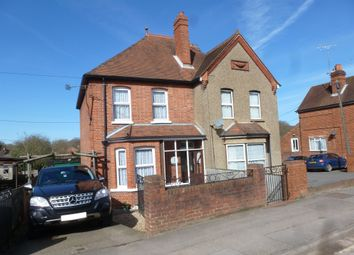 Thumbnail 3 bed semi-detached house for sale in The Terrace, Knowl Hill, Reading