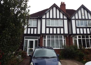 Thumbnail 4 bed semi-detached house for sale in Merstowe Close, Acocks Green, Birmingham