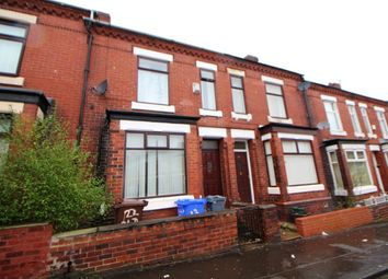 Thumbnail 3 bed terraced house to rent in Old Hall Drive, Gorton, Manchester