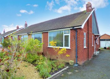 Thumbnail 2 bed semi-detached bungalow for sale in Dorchester Road, Garstang, Preston
