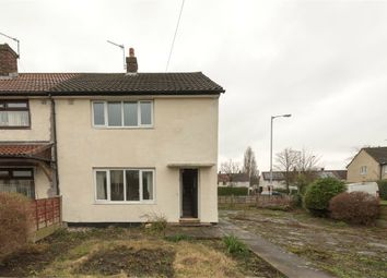 Thumbnail 2 bedroom end terrace house for sale in Cornwall Crescent, Stockport, Cheshire