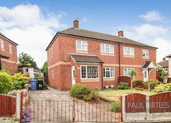 Thumbnail 3 bed semi-detached house for sale in Eldercroft Road, Timperley, Cheshire