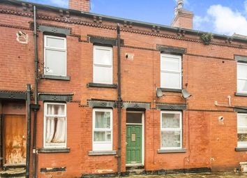 Thumbnail 2 bed terraced house for sale in Recreation Terrace, Leeds