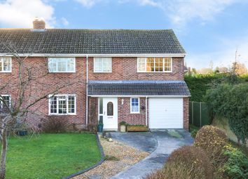 Thumbnail 4 bed semi-detached house for sale in The Dutts, Dilton Marsh, Westbury