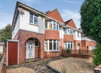 3 bed semi-detached house for sale in East Avenue, Exeter EX1