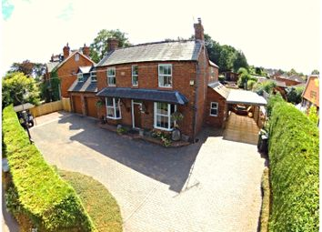 Thumbnail 4 bed detached house for sale in Habberley Road, Kidderminster