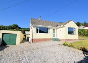 Thumbnail 3 bed detached bungalow for sale in Bealswood Road, Gunnislake
